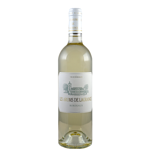 Les Arums de Lagrange, Bordeaux blanc sec 2016