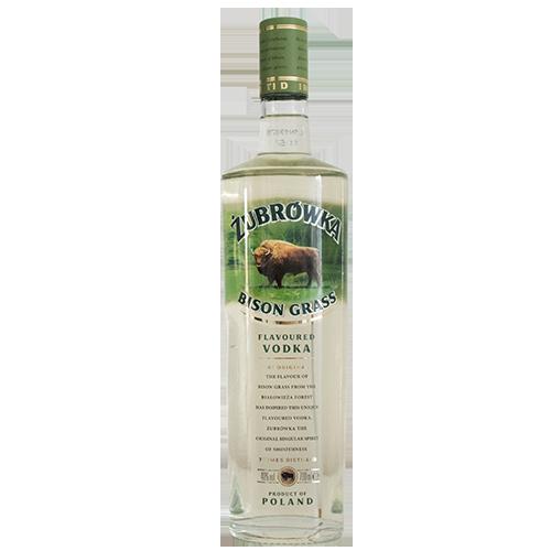 Zubrowka Bison Grass Vodka, 70cl, 40%