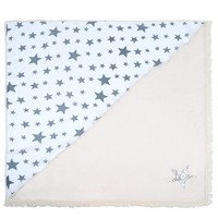 thumb-Prachtige Sjaal Stars - Off White-3