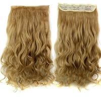 thumb-Clip Ins - Nephaar - Goud Blond-3