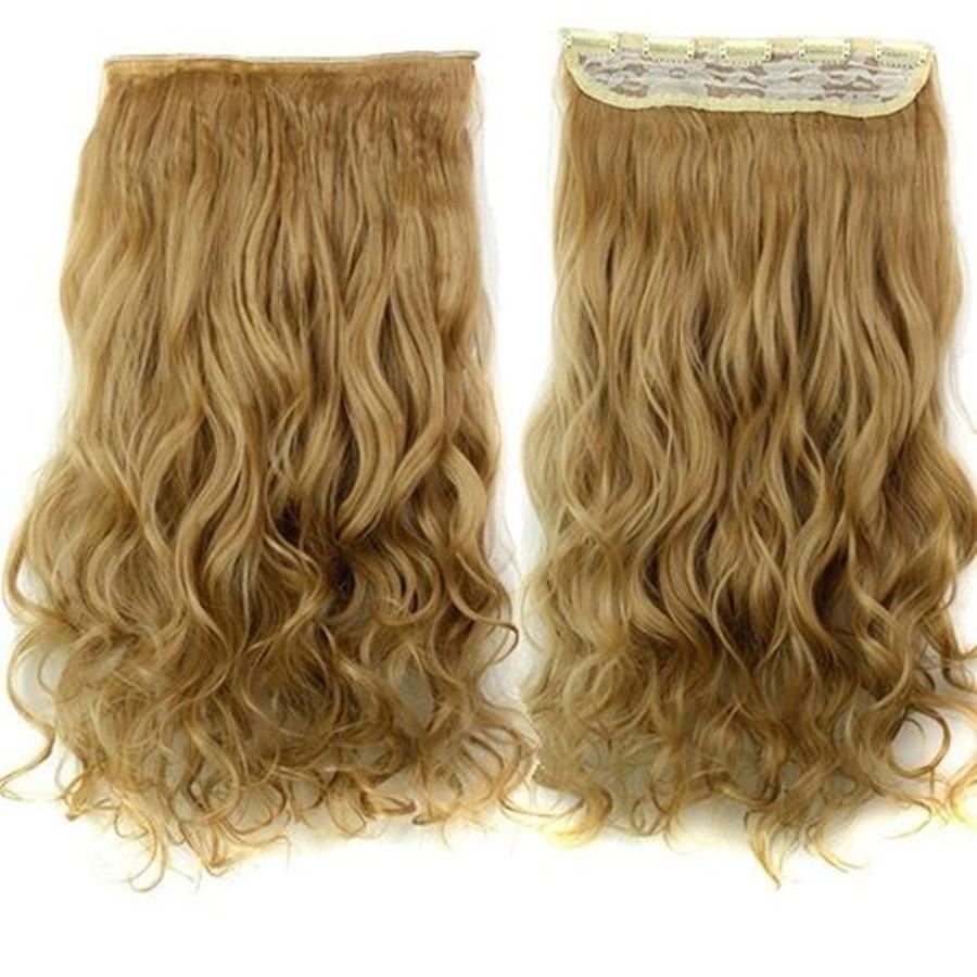 Clip Ins - Nephaar - Goud Blond-3