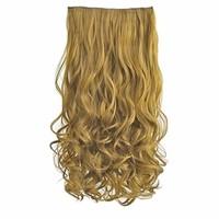 thumb-Clip Ins - Nephaar - Goud Blond-1