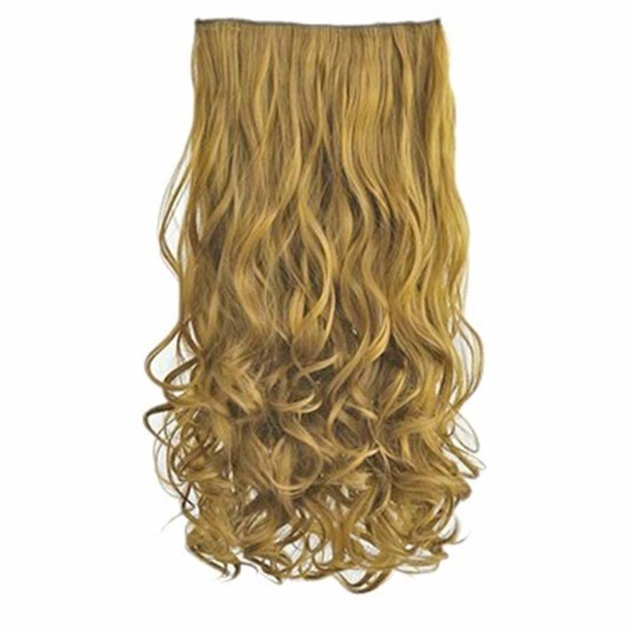 Clip Ins - Nephaar - Goud Blond-1
