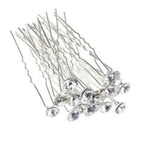thumb-Hairpins – Fonkelende Kristal - 6 stuks-4