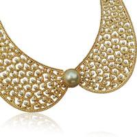 thumb-SALE - Ketting Collar Pearl-2