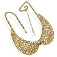 thumb-SALE - Ketting Collar Pearl-1