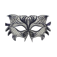 thumb-PaCaZa - SALE - Party Masker - Zwart - 0010-1