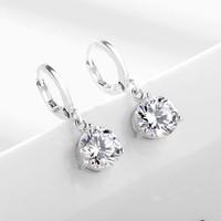 thumb-PaCaZa - Sieradenset Diamond (Ketting & Oorbellen)-4