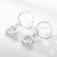 thumb-PaCaZa - Sieradenset Diamond (Ketting & Oorbellen)-6