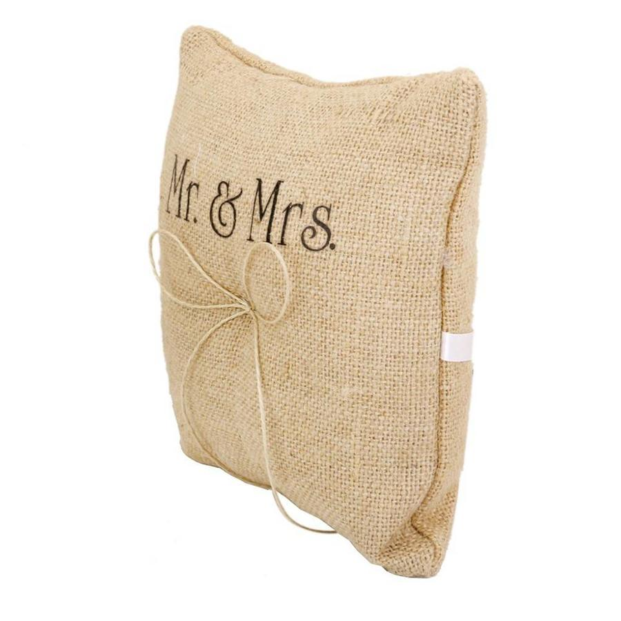 Jute Ringkussen Groot  Mr. & Mrs.-5
