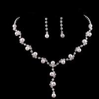 thumb-Sieradenset Pearl (Ketting & Oorbellen)-1