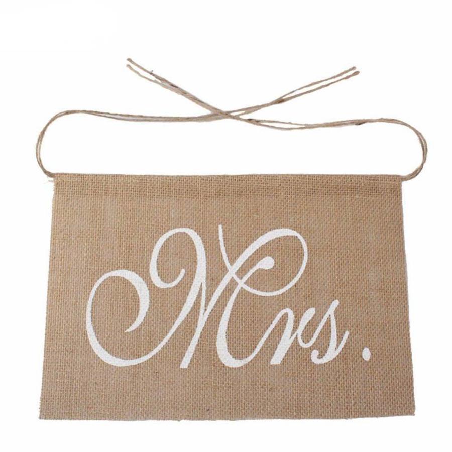 Mr & Mrs Slinger - Bruiloft Decoratie-3