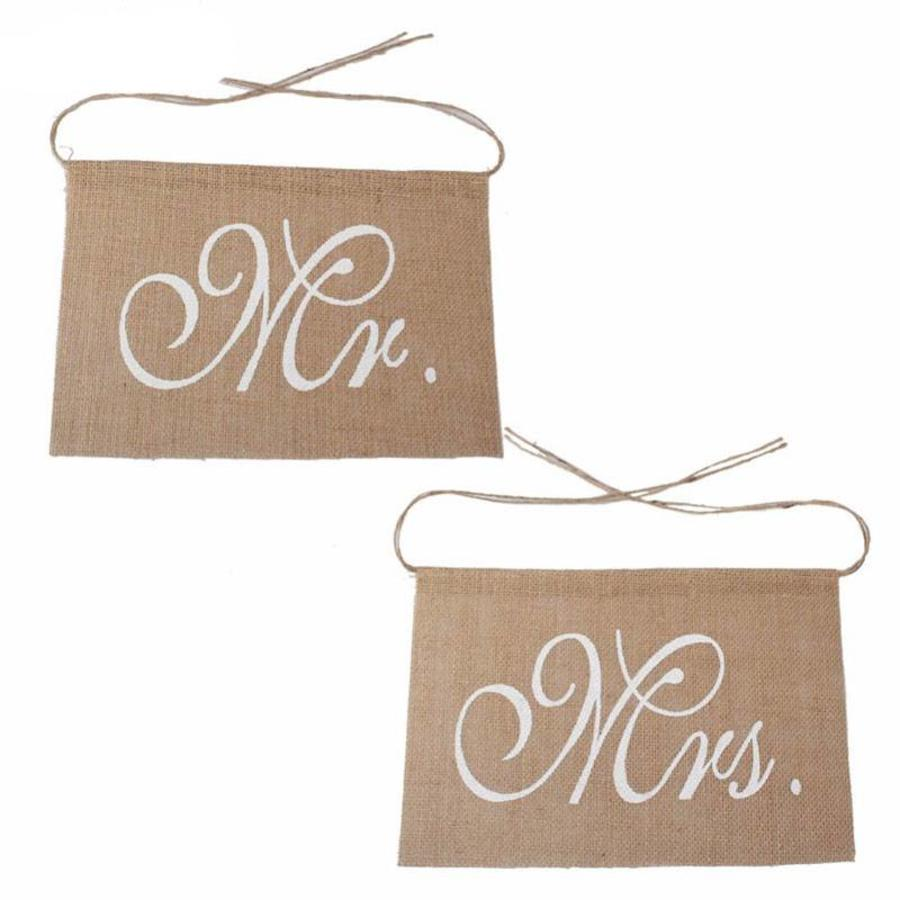 Mr & Mrs Slinger - Bruiloft Decoratie-2