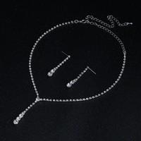 thumb-Prachtige Sieradenset (Ketting & Oorbellen)-6
