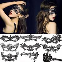 thumb-PaCaZa - Party Masker - Zwart - 0013-2
