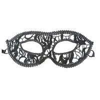 thumb-Party Masker - Zwart - 0014-1