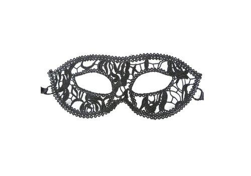 Party Masker - Zwart - 0014
