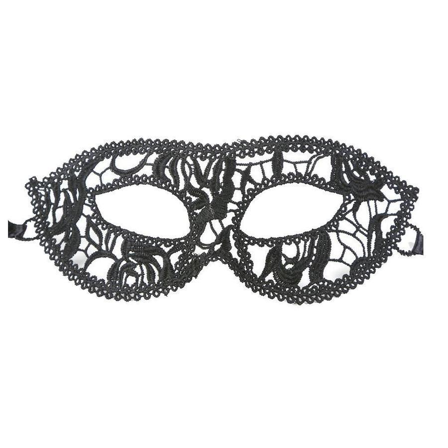PaCaZa - Party Masker - Zwart - 0014-1