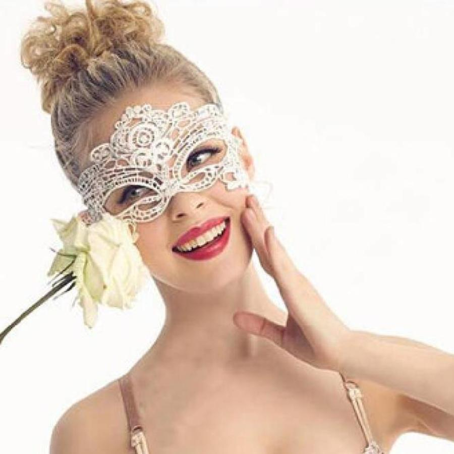 Party Masker - Off White-1