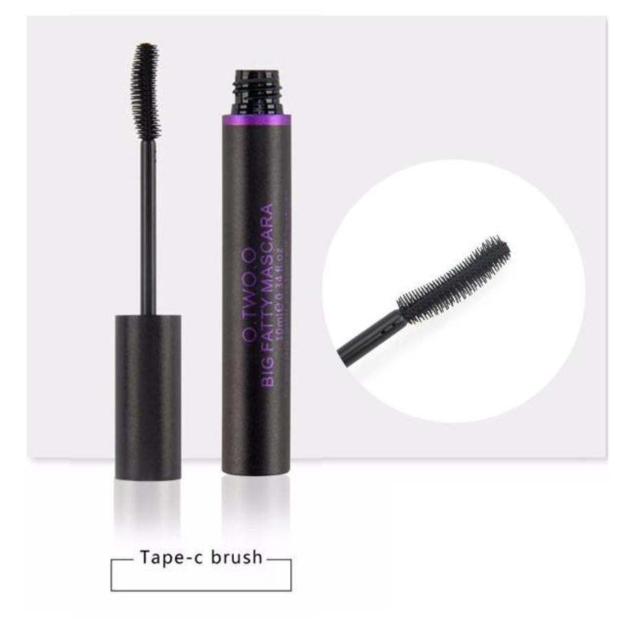 Big Fatty Mascara Waterproof Black-5