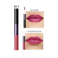 thumb-2-in-1 Matte  Lipgloss & Lip Oil - Color 11 Puppy Love-1