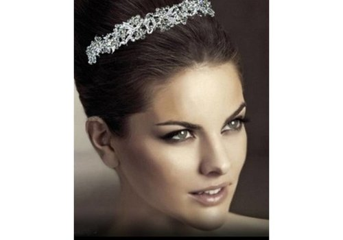 Eye Catcher - Kristallen Tiara