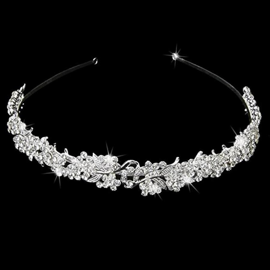 Eye Catcher - Kristallen Tiara-5