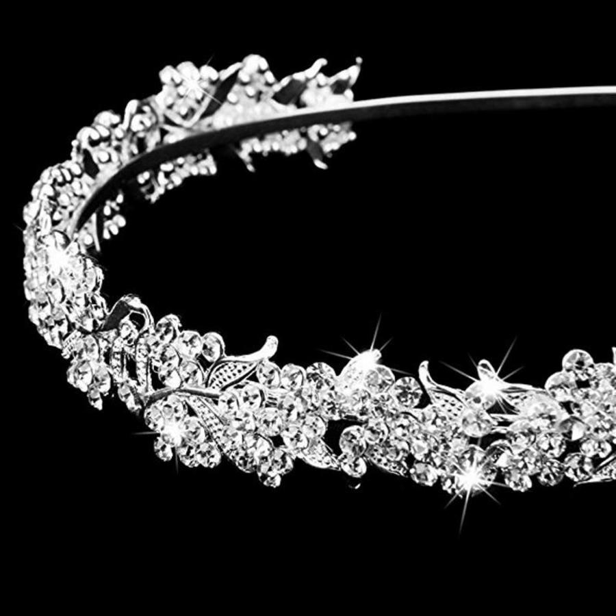 Eye Catcher - Kristallen Tiara-6