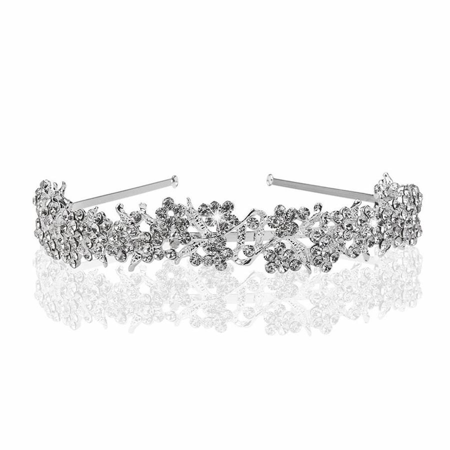 Eye Catcher - Kristallen Tiara-10