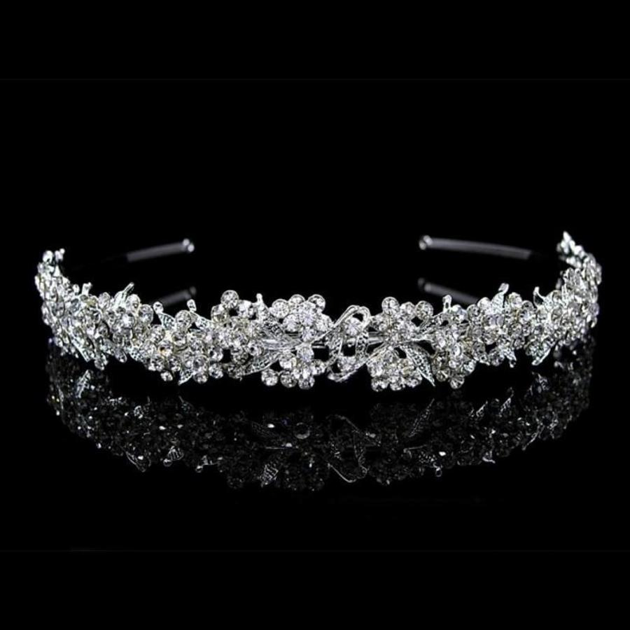 Eye Catcher - Kristallen Tiara-7