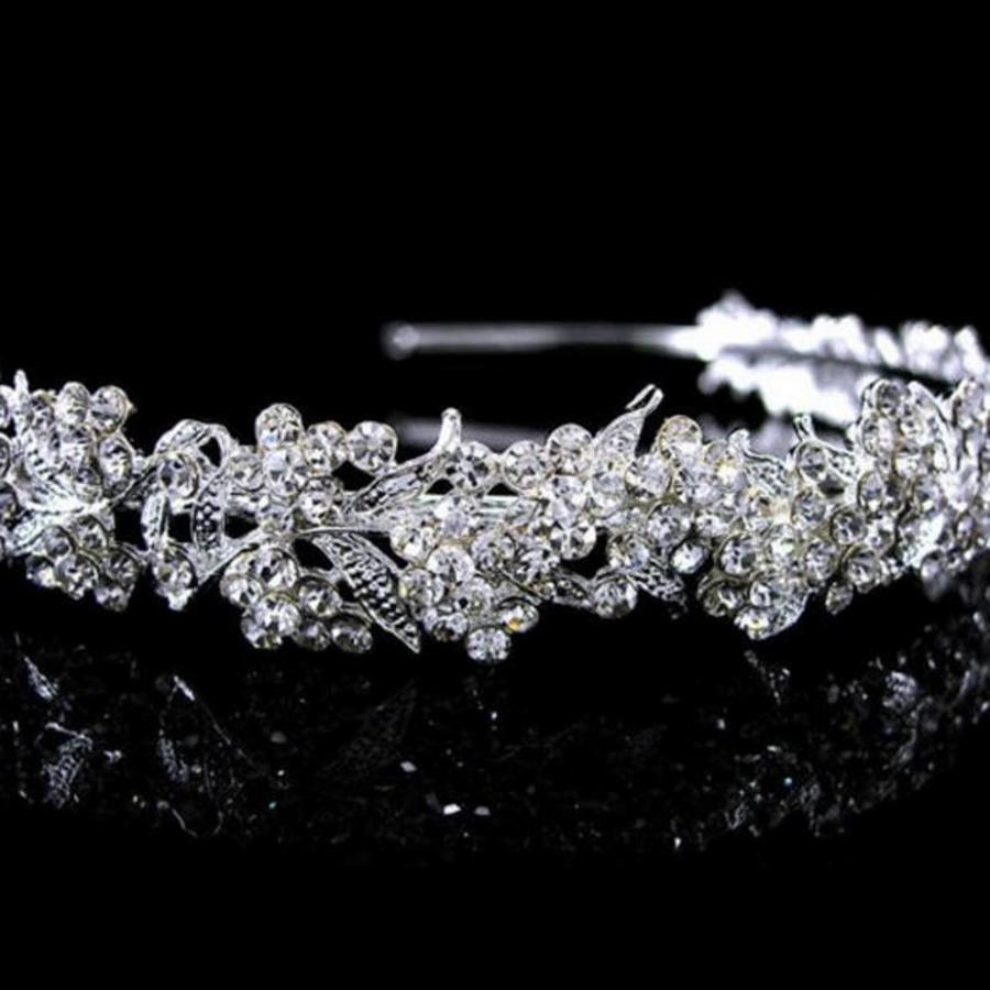 Eye Catcher - Kristallen Tiara-9
