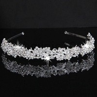 thumb-Eye Catcher - Kristallen Tiara-2