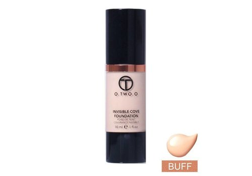 Fluid Foundation 24H Radiant - Color Buff