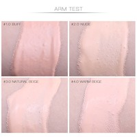 thumb-Fluid Foundation 24H Radiant - Color Nude-2