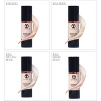 thumb-O.Two.O - Fluid Foundation 24H Radiant - Color Natural Beige-6