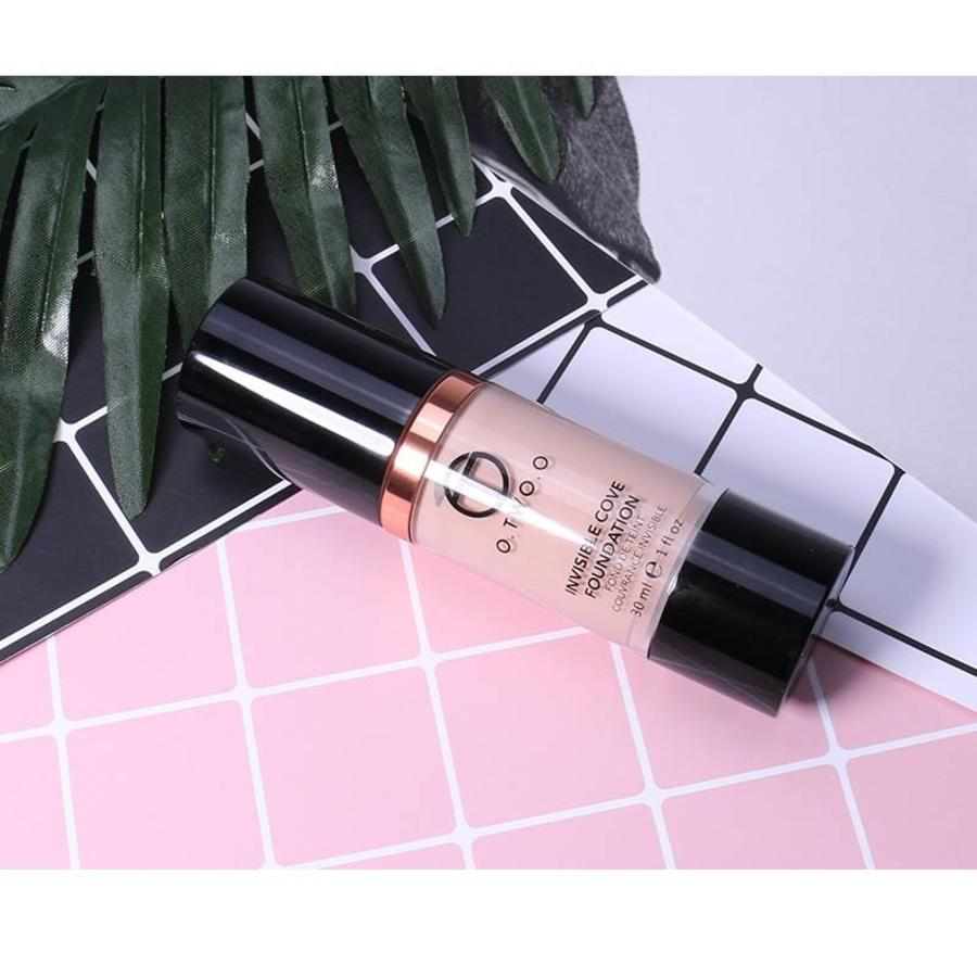 O.Two.O - Fluid Foundation 24H Radiant - Color Natural Beige-8