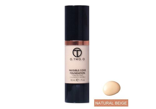 Fluid Foundation 24H Radiant - Color Natural Beige