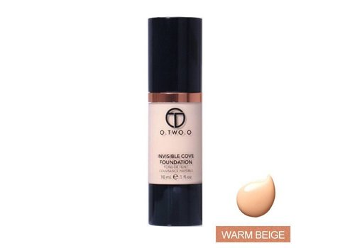 Fluid Foundation 24H Radiant - Color Warm Beige
