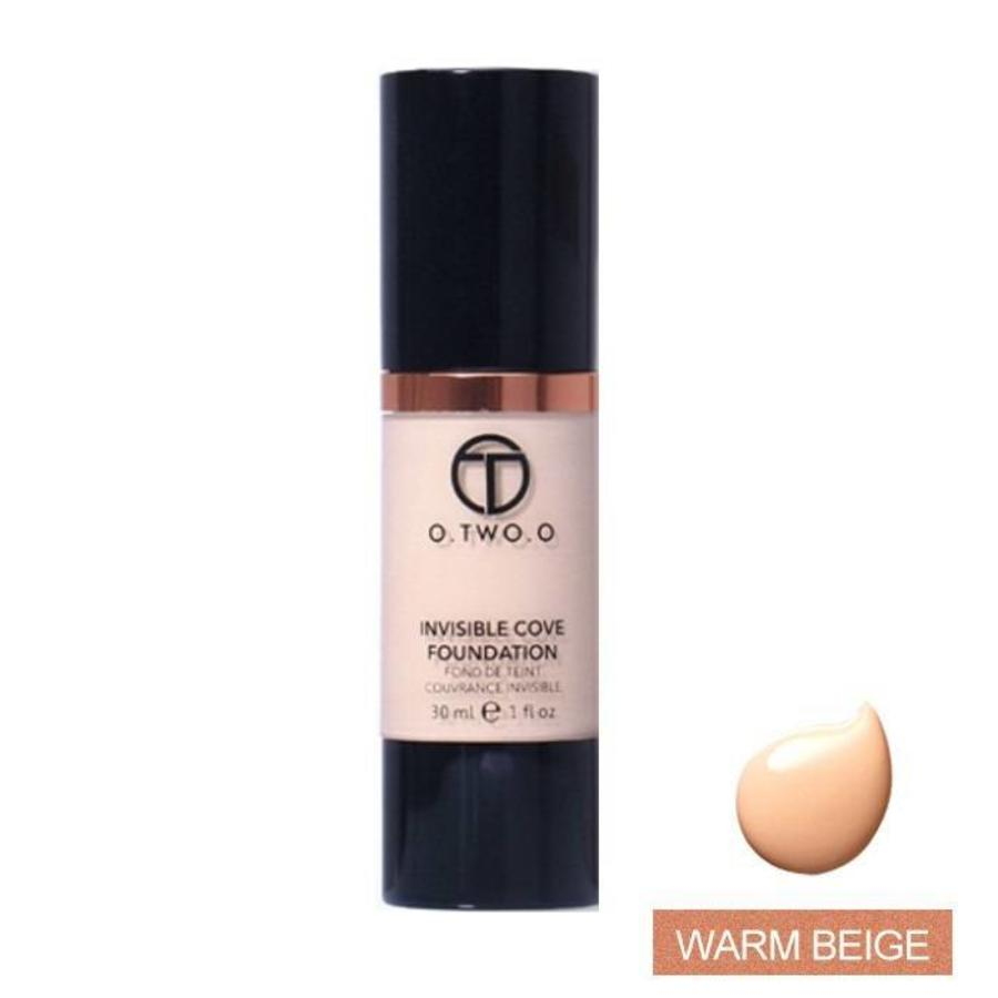 Fluid Foundation 24H Radiant - Color Warm Beige-1
