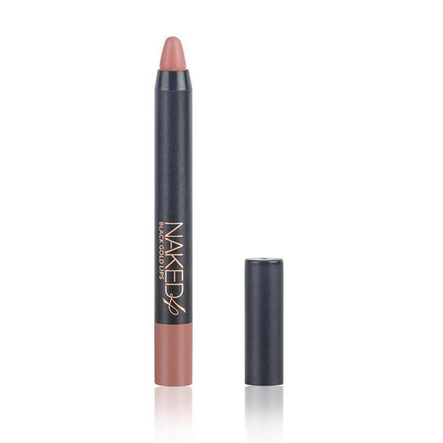Crayon Matte Lipstick - Color 11 Soft Pink-4