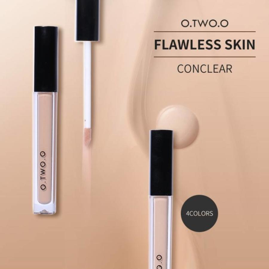O.Two.O - Select Cover Up Concealer - Color 0.3 Vanilla-5