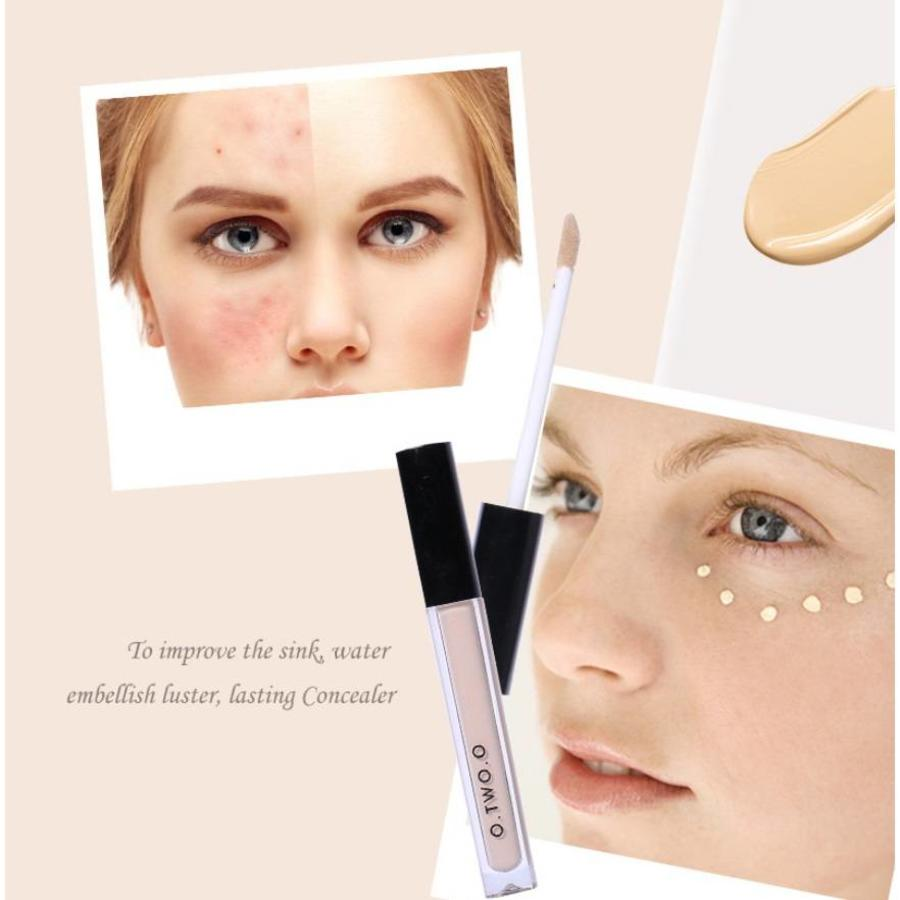 O.Two.O - Select Cover Up Concealer - Color 0.3 Vanilla-3