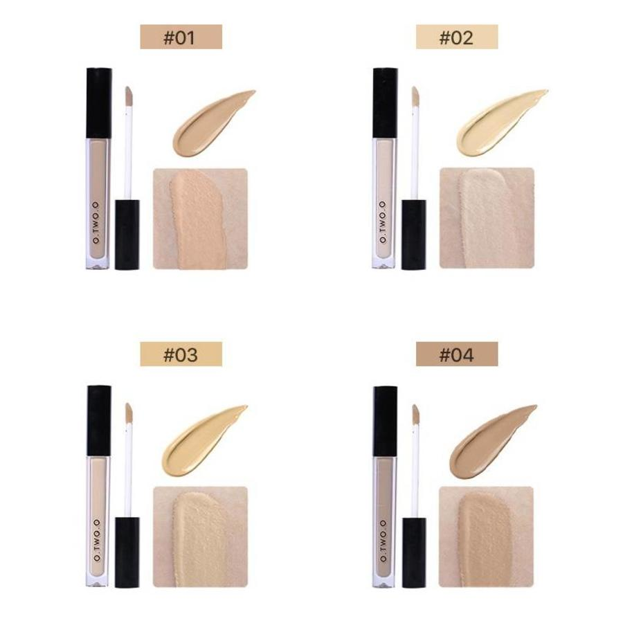 O.Two.O - Select Cover Up Concealer - Color 0.3 Vanilla-7