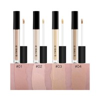 thumb-O.Two.O - Select Cover Up Concealer - Color 0.3 Vanilla-2