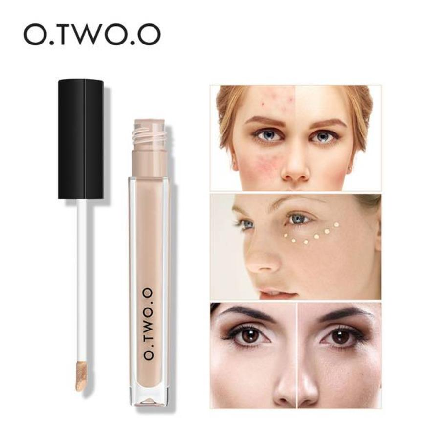 O.Two.O - Select Cover Up Concealer - Color 0.3 Vanilla-6