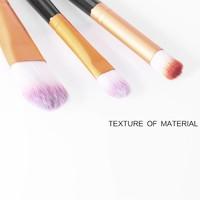 thumb-Make-up Brush Set Professional - 20 stuks - Black Gold-6
