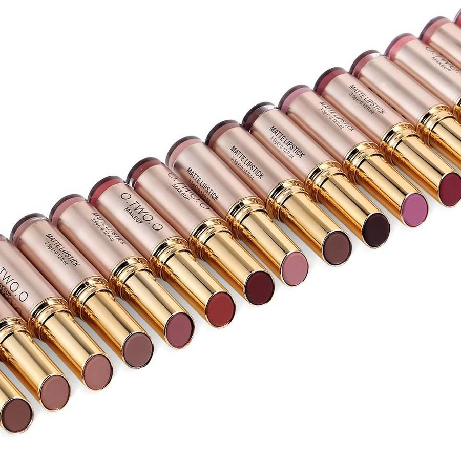 O.Two.O - Matte Lipstick Long Lasting - Color RGL20-9