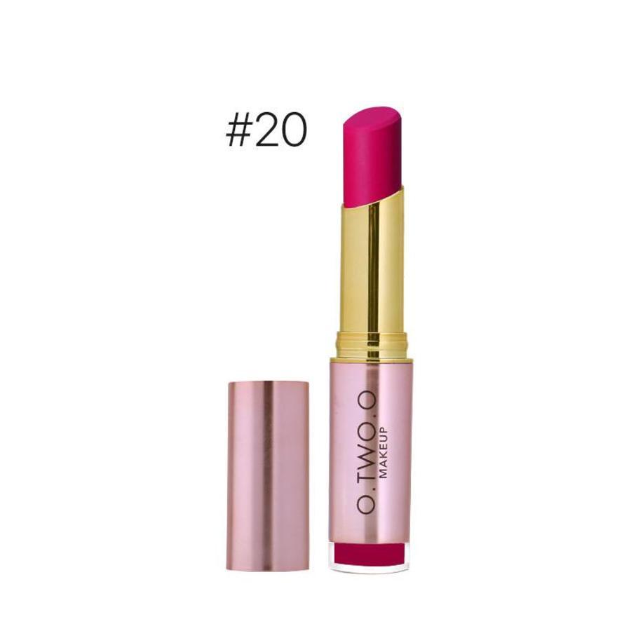 O.Two.O - Matte Lipstick Long Lasting - Color RGL20-2