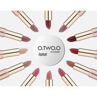 thumb-Matte Lipstick Pen & Liquid Suede Lipstick 2 in 1 - Color 0.9 Outlaw-7