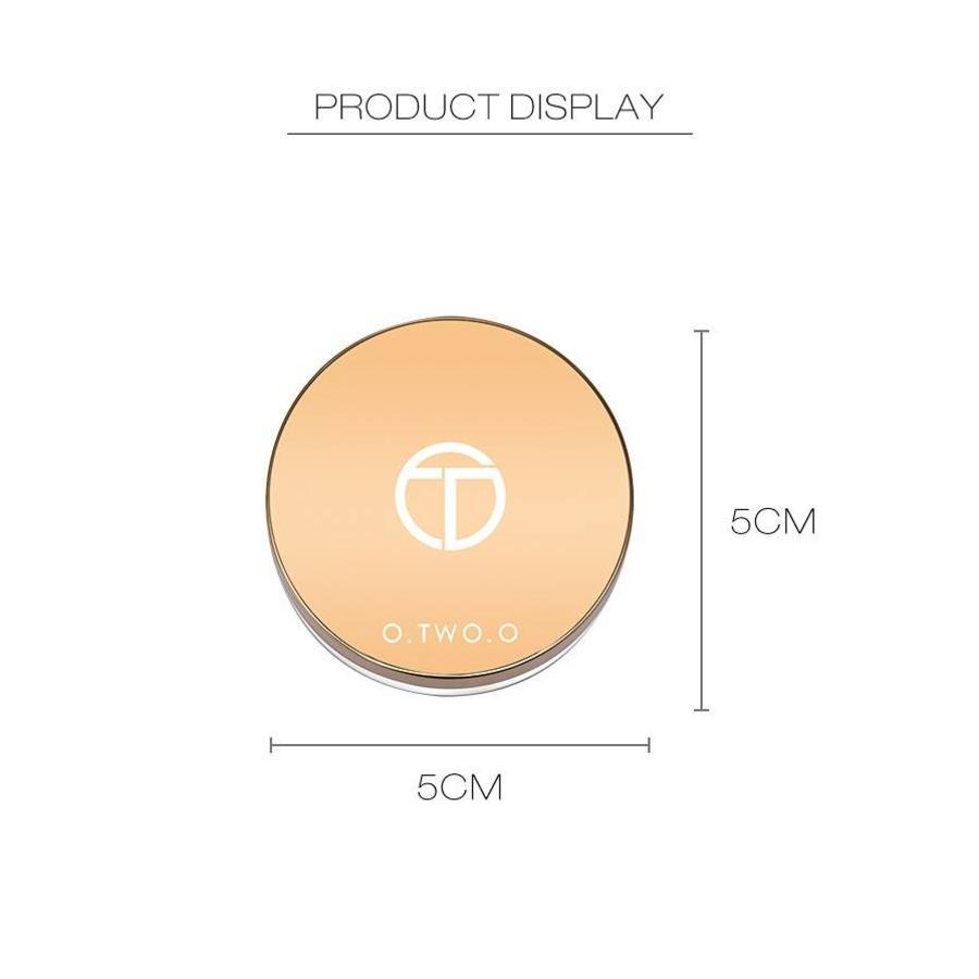Full Coverage Concealer Jar - Color 2.0 Ivory White-8